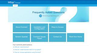 Infosys Internal Portal