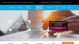 Insurance Broker Portal