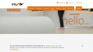 Intu Recruitment Portal Login