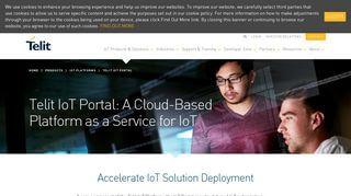 Iot Web Portal