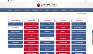 Johnston County Schools Employee Portal