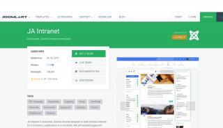 Joomla Intranet Portal