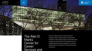 Juilliard Career Portal