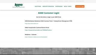 Kane Is Able Employee Portal
