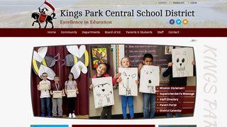 Kings Park Parent Portal