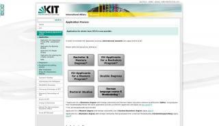 Kit Application Portal
