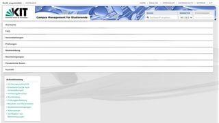 Kit Campus Portal