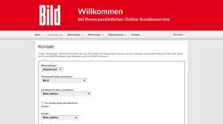Kundenservice Portal