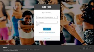 Lifetime Fitness Ltpulse Login