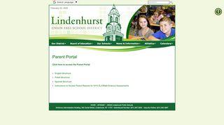 Lindenhurst Parent Portal