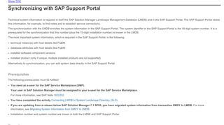 Lmdb Upload To Sap Support Portal