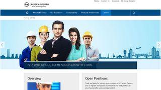 L&t Career Portal