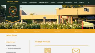 Mackillop Parent Portal