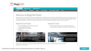Magicad Portal