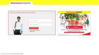 Mahindra Dealer Portal