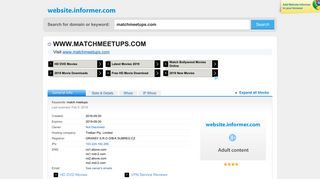 Meetups login match Which dating