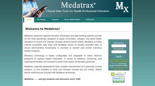 Medatrax Login