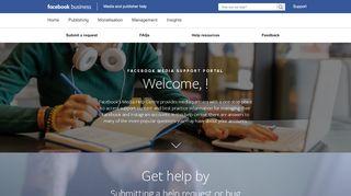 Media Portal Facebook