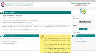 Member Portal Online