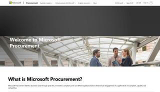 Microsoft Supplier Compliance Portal