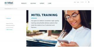 Mitel Training Portal