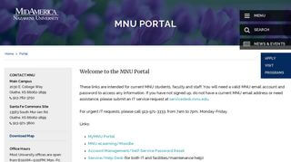 Mnu Portal
