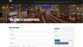 Moda Resident Portal