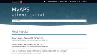 My Aps Portal