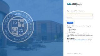 My Atc Portal
