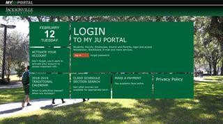 My Ju Portal