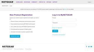 My Netgear Com Portal