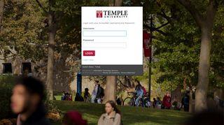 My Temple Portal