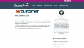 Mycustomer Experience Portal
