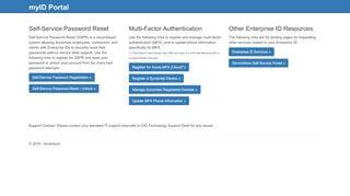 Myid Accenture Portal