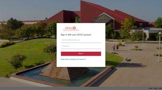 Myoccc Portal