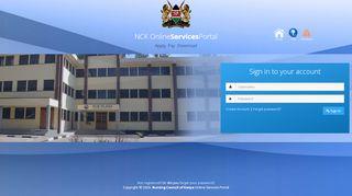 Nck Portal