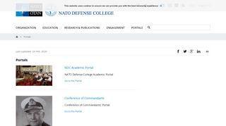 Ndc Portal