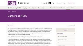 Ndia Jobs Portal