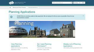 Neath Port Talbot Planning Portal