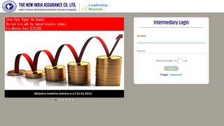 Newindia Surveyor Portal Login