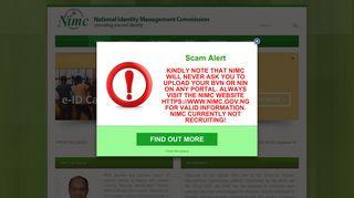 Nimc Recruitment Portal