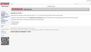 Nissan Cq Portal