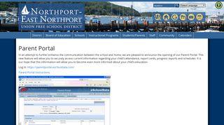 Northport Parent Portal