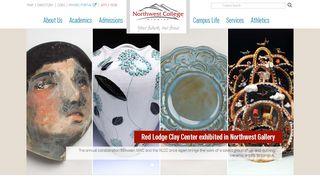 Northwest College Portal