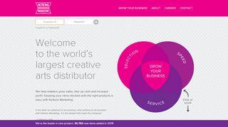 Notions Marketing Vendor Portal