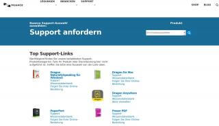 Nuance Support Portal