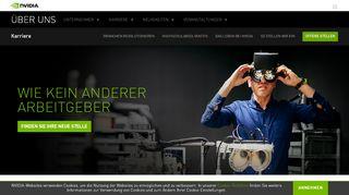 Nvidia Job Portal