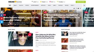 Online Nigerian Video Portal