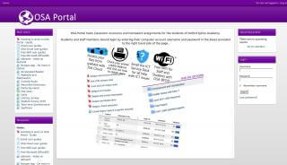 Osa Portal