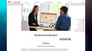 Osplus Portal
